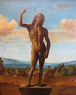 Piero di cosimo, mito di prometeo 04