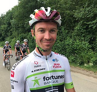 Pierre-Luc Périchon French road racing cyclist