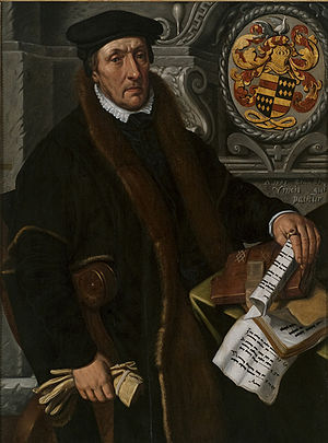 National Gallery (Athens) - Image: Pieter Aertsen Portrait of Simon Marten Dircsz
