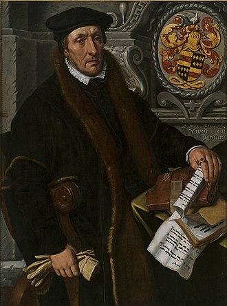 National Gallery (Athens) - Image: Pieter Aertsen Portrait of Simon Marten Dircsz