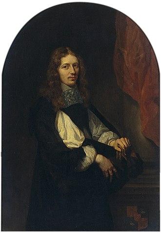 Pieter de Graeff - Image: Pieter de Graeff (1638 1707)