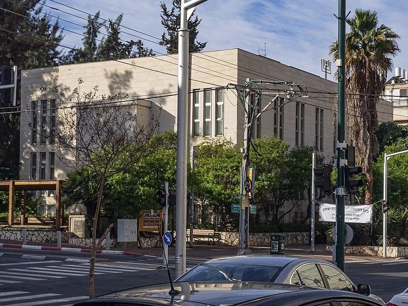 בית הכנסת הגדול רמת יצחק