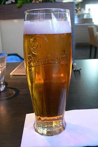 Lager - Czech Pilsener beer