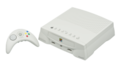 Apple Bandai Pippin, created by Apple and Bandai. Released on March 28, 1995.