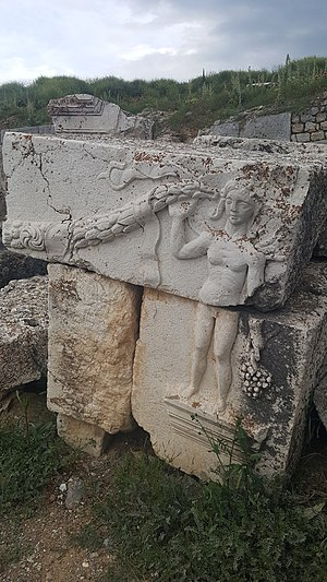 Antioch of Pisidia - Image: Pisidia Antioechia 02