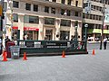 Pixels - NY Subway Entrance - Side View.JPG