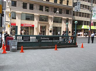 Pixels (2015 film) - Movie prop for Pixels in downtown Toronto