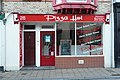 Pizza Ho!, No. 28 St. James's Place, Ilfracombe. - geograph.org.uk - 1278691.jpg