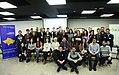 Pjesëmarrësit Wiki Academy Kosovo 2018.jpg