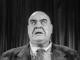 Tor Johnson - Johnson in Plan 9 from Outer Space, 1959