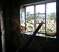 Planet Farm, Hethersett - broken window - geograph.org.uk - 2290970.jpg