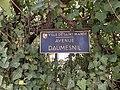 Plaque Avenue Daumesnil - Saint-Mandé (FR94) - 2020-10-16 - 1.jpg