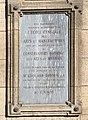 Plaque dans l'enceinte du Conservatoire national des arts et métiers (Paris) en juin 2019 (2).jpg