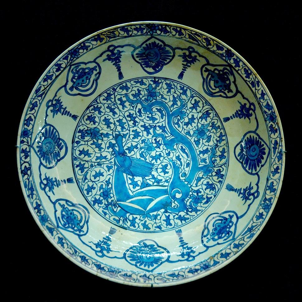 Plate dragon Louvre MAO696
