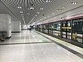 Platform of Hefei South Railway Station 3.jpg