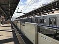 Platform of Meinohama Station 12.jpg