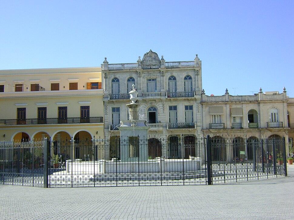 Plaza Vieja de La Habana, Cuba