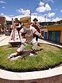 Plaza de Huanca sancos.jpg