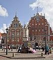 Plaza del Ayuntamiento, Riga, Letonia, 2012-08-07, DD 02.JPG