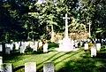 Ploegsteert Commonwealth War Graves Commission Cemetery 1 Redvers.jpg