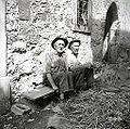 Počkarjev oče in Bedgarjev oče, Goče 1958.jpg