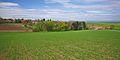 Pohled na obec od východu, Srbce, okres Prostějov.jpg