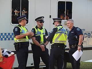 Law enforcement in Australia Overview of law enforcement in Australia
