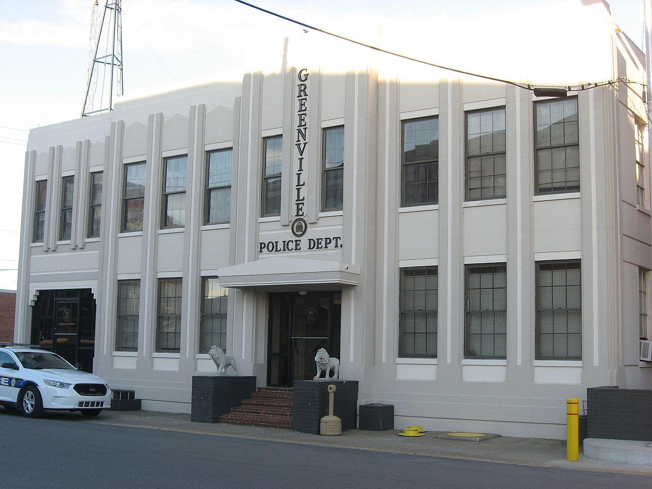 Greenville City Police Number