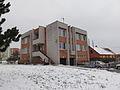 Police station in Okříšky, Třebíč District.JPG