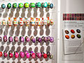 Polish easter eggs display at National Museum of Ethnography, Warsaw.jpg