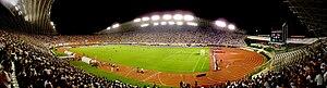 Sport in Croatia - Sellout crowd at Poljud Stadium for a Hajduk Split match