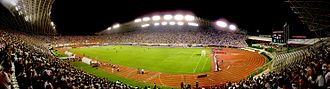 HNK Hajduk Split - Panorama of the Poljud Stadium