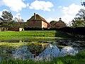 Pond at Manor House Farm - geograph.org.uk - 5828.jpg