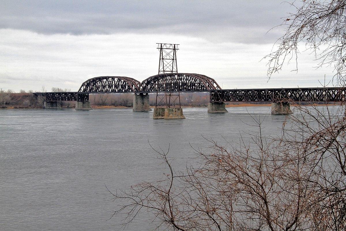 Pont Ferroviaire Saint Laurent Wikipédia