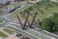 Ponte Mauro Rostagno e parco Dora, Torino - panoramio.jpg