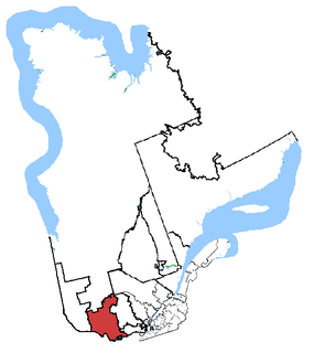 Pontiac (electoral district)