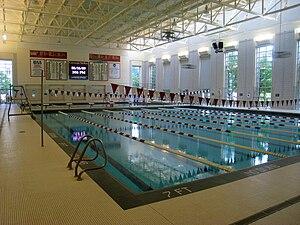 Swimming pool, Carnegie Mellon University, Pit...