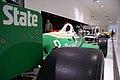 Porsche-March 88P 1988 CART Racer Teo Fabi Quaker State Racing DownRRear PorscheM 9June2013 (15012238042).jpg