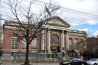 United States Post Office (Port Chester, New York) United States historic place