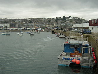 Penzance - Penzance Harbour.