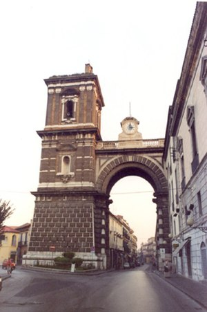 Aversa - Arco dell'Annunziata