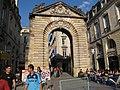 Porte Dijeaux, Hôtel de Ville - Quinconces, Bordeaux, Aquitaine, France - panoramio.jpg