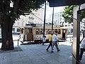 Porto, Praça D. Filipa de Lencastre, tram (1).jpg
