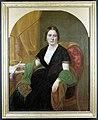 Portrait of Justine Clermont Lemp by Carl Wimar.jpg