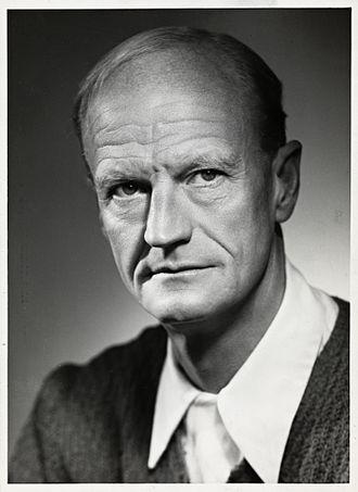 Johan Borgen - Johan Borgen (1902-1979)