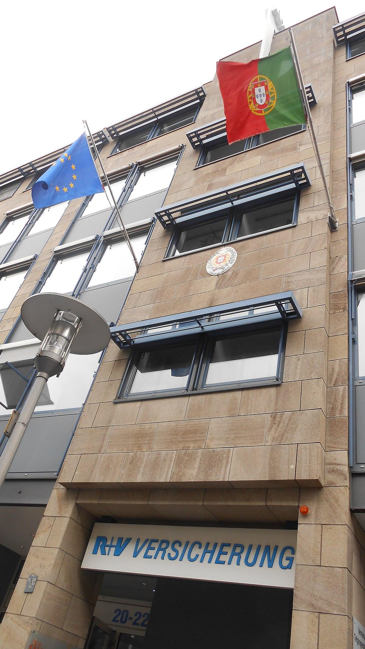 portugiesisches konsulat düsseldorf