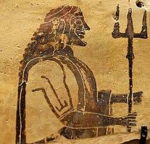 Poseidon Penteskouphia Louvre CA452