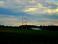 Power Lines near Plover - panoramio.jpg