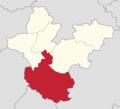 Powiat polkowicki - lokalizacja gminy Chocianów.png