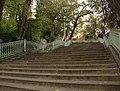 Praha, Vinohrady, Nuselské schody, horní část.jpg